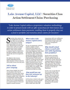 securities-class-action-settlement-processing